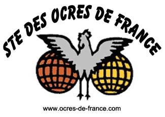 Logo Societe des Ocres de France