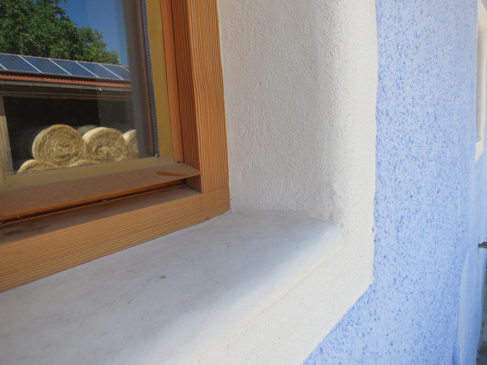 Naturfarben Fassade Michelbach
