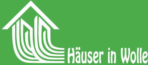 Logo Häuser in Wolle