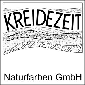 kreidezeit naturfarben logo