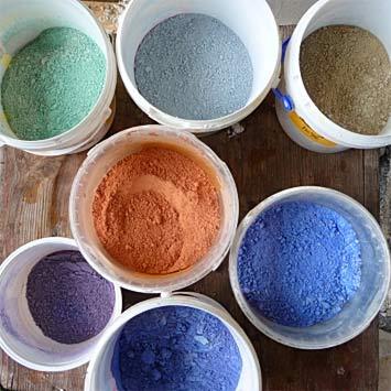 Naturfarben - für baubiologisch hochwertige Anstriche und Verputze