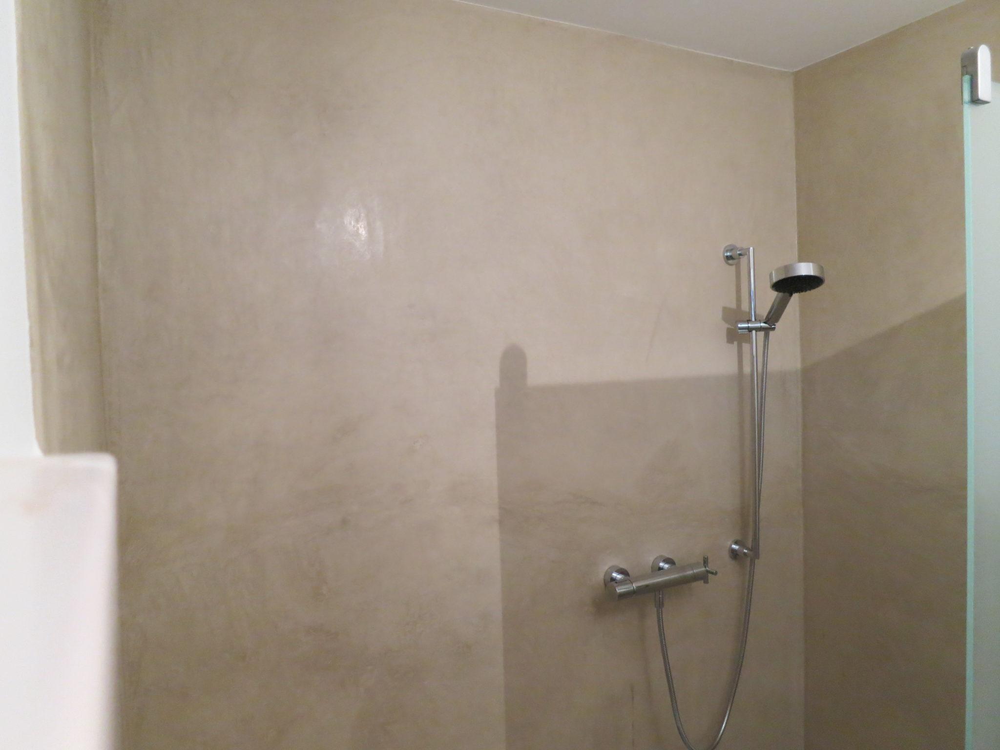 Tadelakt Klagenfurt Dusche
