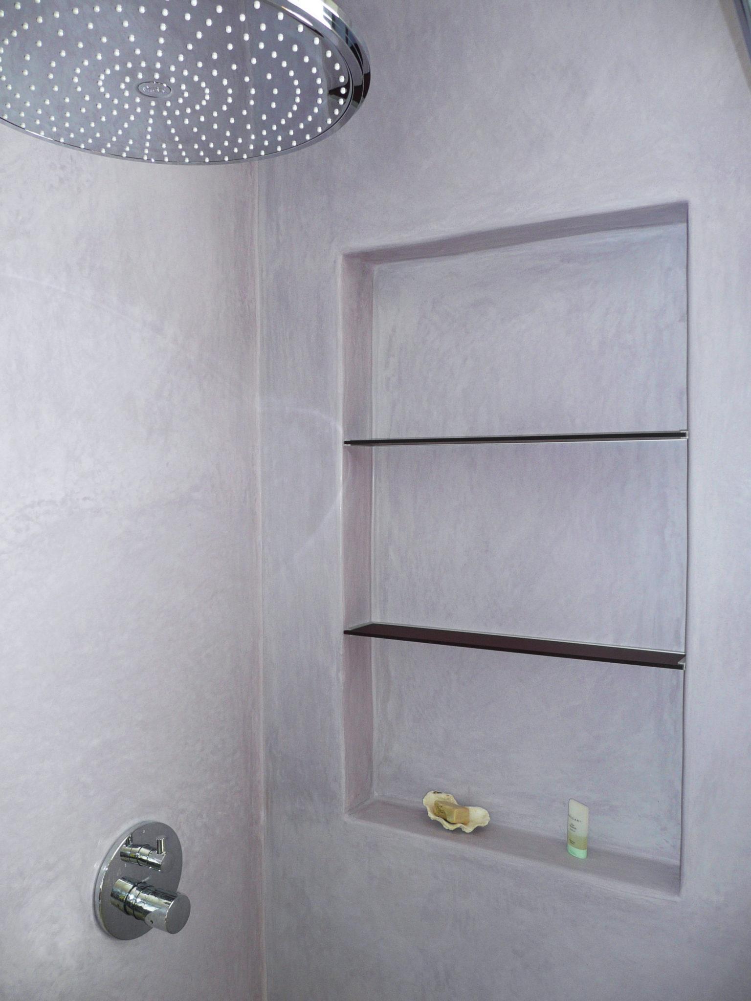 Tadelakt 1030 Dusche